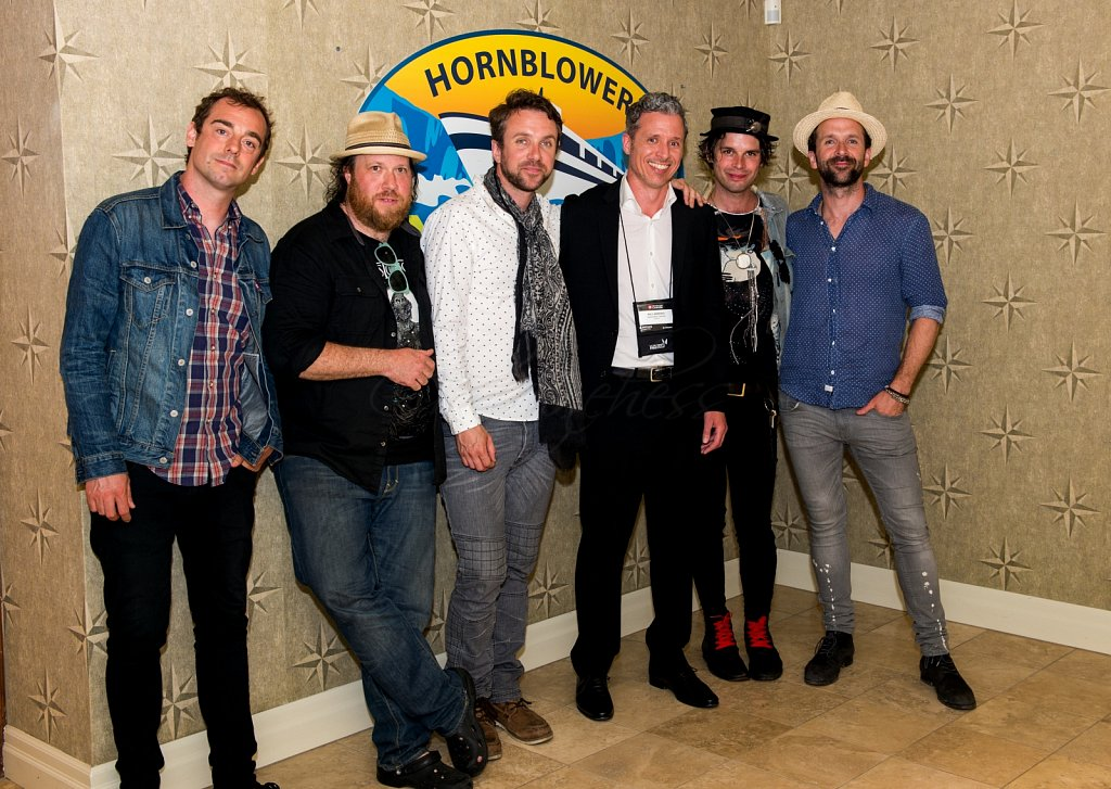 The Trews & The Mandevilles-RVC 2015-Niagara Falls